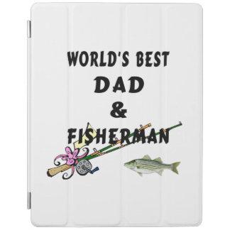 Pappa och fiske iPad skydd