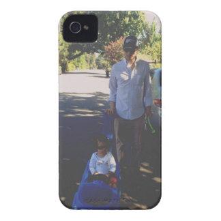 Pappa och noelle iPhone 4 skydd