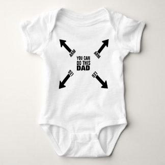 PAPPA U KAN den begynna rankan T-shirts