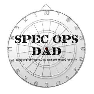 PappaDartboard för specifikation Ops Piltavla