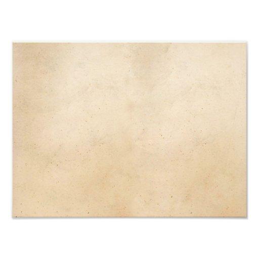 Papper antik tom Parchmentmall för vintage Fotografiska Tryck