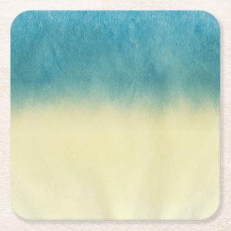 Papper för bakgrundsstrukturvattenfärg underlägg papper kvadrat