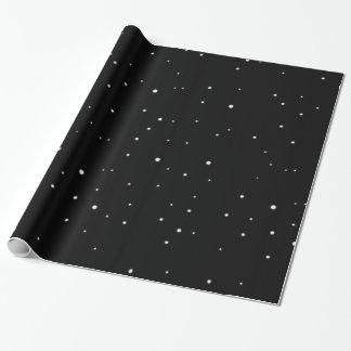 Papper för gåva för mönster för enkelt skina presentpapper
