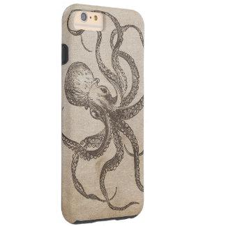 Papper för liv för hav för nötkreatur för tough iPhone 6 plus skal