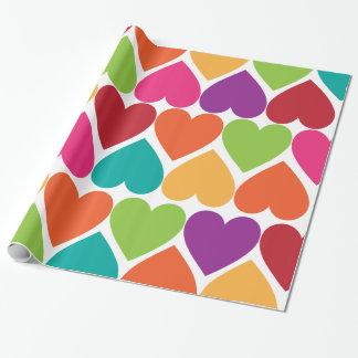 Papper för sjal för gåva för presentpapper