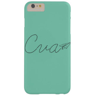 Papper hyvlar CVA-iPhone 6+ Fodral Barely There iPhone 6 Plus Skal