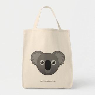 Papper Koala Tote Bags