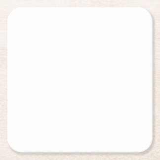 Pappersunderlägg Underlägg Papper Kvadrat