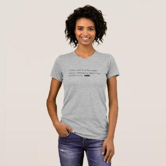 Pappor Bourbon T-shirt