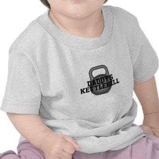 Pappor Kettlebell T Shirts