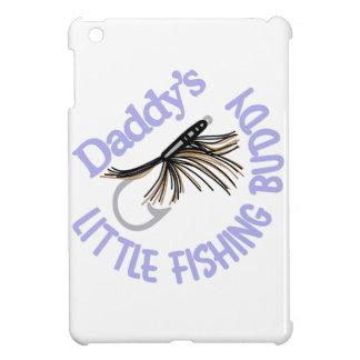 Pappor som fiskar lite kompisen iPad mini mobil skydd