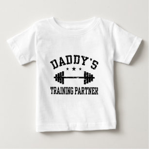 Pappor som utbildar partnern tee