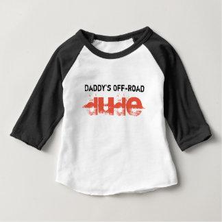 PapporAv-Väg Dude Tee Shirt