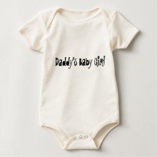Papporflicka Bodies För Bebisar