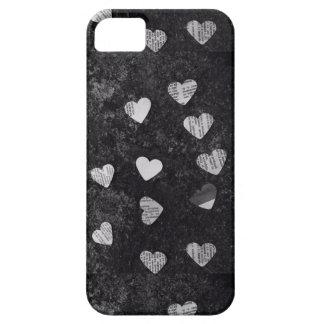 pappra hjärtor iPhone 5 cases