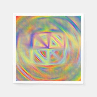 Pappra servetter för Kaleidoscope