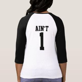 Par 99 problem är inte 1 - 3/4 sleeveRaglan T Shirt