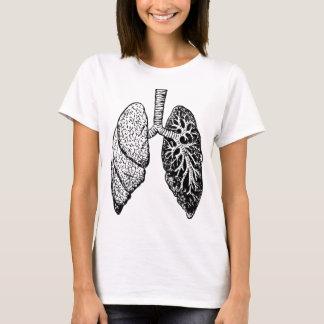 para av lungs t shirt