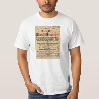 PARACELSO-BOKOMSLAG TEE SHIRT