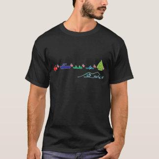 Parad för Neal dammfartyg Tshirts
