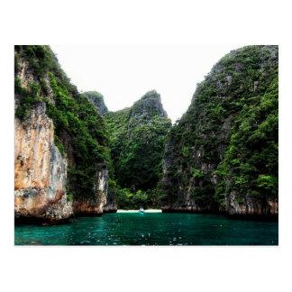 Paradise in Thailand Vykort