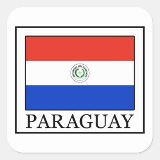 Paraguay klistermärke