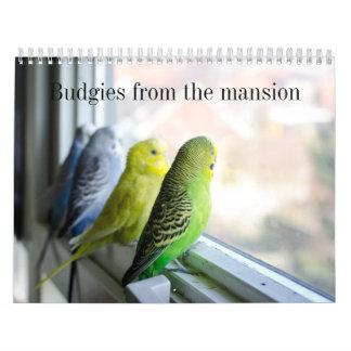 Parakiterkalender Kalender