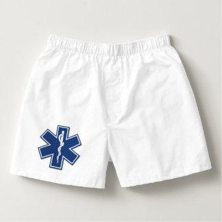 Paramedicinsk aktivstjärna för EMS EMT av liv Boxers