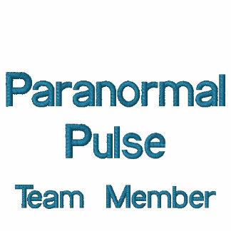 Paranormala Embroaidered pulserar, Team