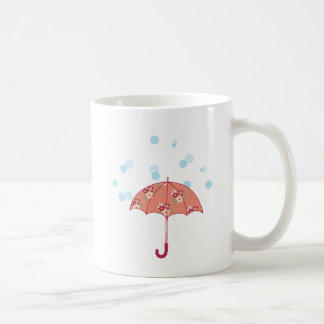 paraply kaffemugg