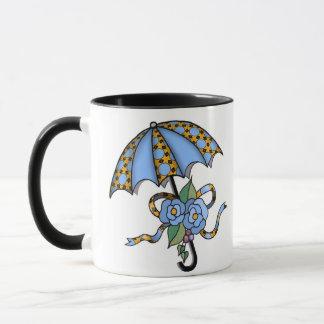 Paraply med ro 03 mugg