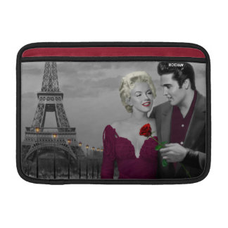 Paris B&W MacBook Sleeve