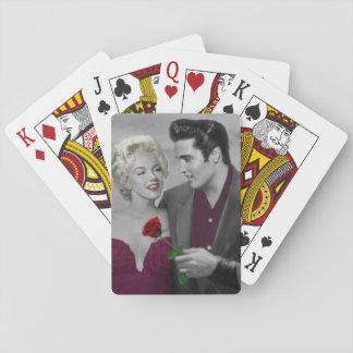 Paris B&W Spelkort
