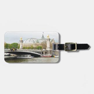 Paris Bagagebricka