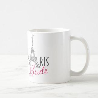 Paris brud kaffemugg