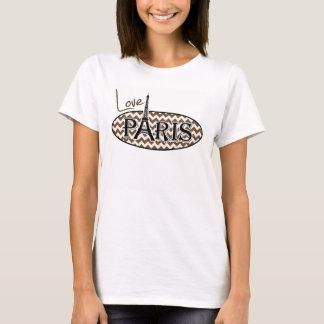 Paris; Brun sparre Tee