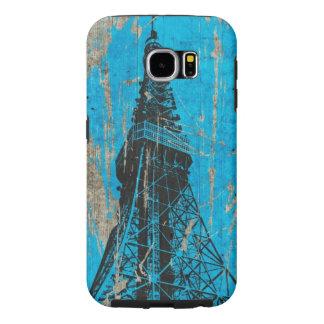 Paris Eiffel torn Galaxy S5 Fodral