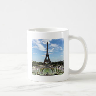 Paris Eiffel torn - klassiker Kaffemugg