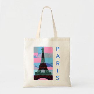 Paris Eiffel Tygkasse