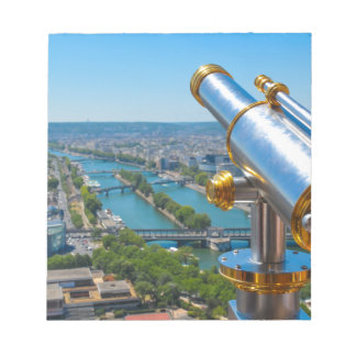 Paris frankrike anteckningsblock