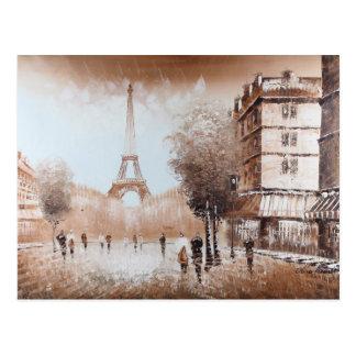 Paris gatavykort vykort