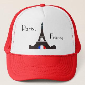 Paris hatt truckerkeps