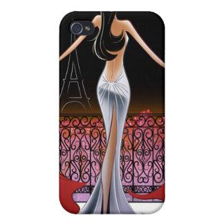 Paris iphone 4 iPhone 4 skal