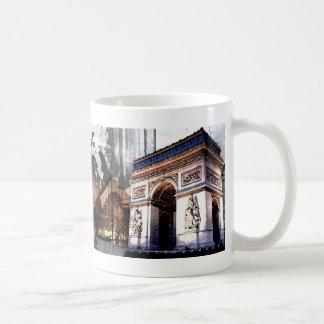 Paris Kaffemugg