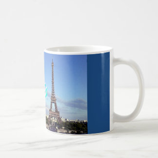 Paris Kaffemugg