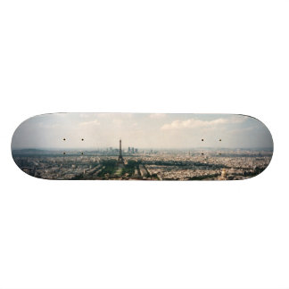 Paris landskap skateboard bräda 19,5 cm