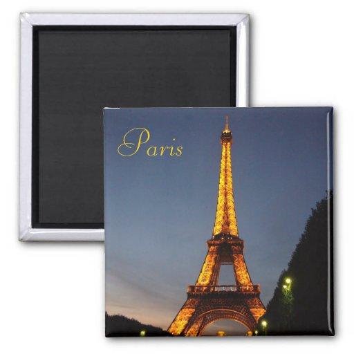 Paris magnet kylskåpsnagnet