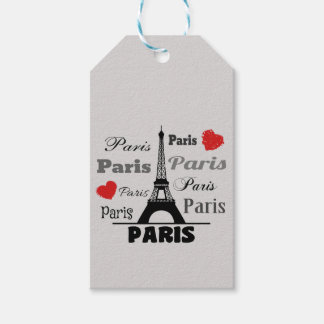 Paris Presentetikett
