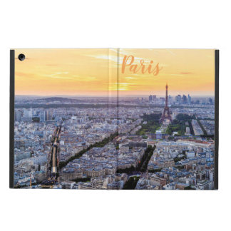 Paris solnedgång fodral för iPad air