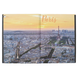 "Paris solnedgång iPad pro 12.9"" skal"